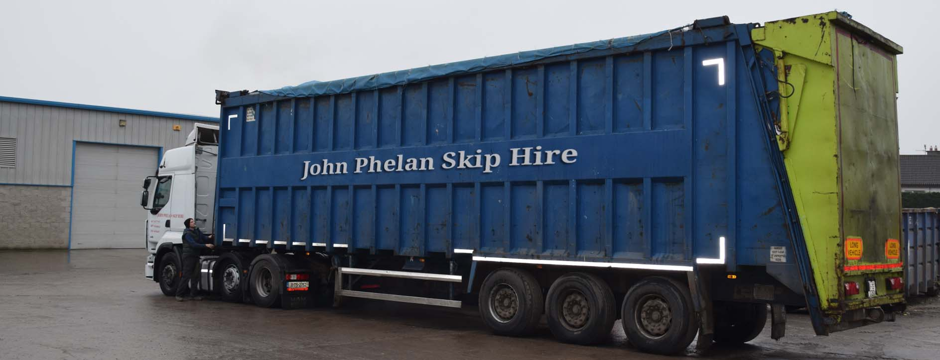 skip hire ireland slider image 5